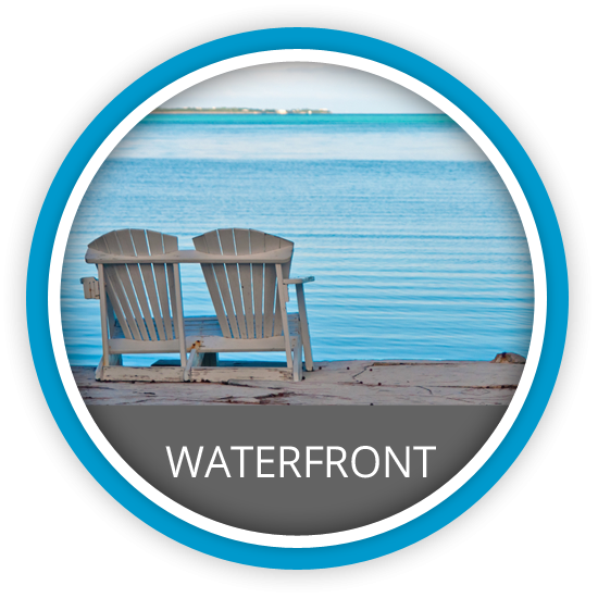 Waterfront (hover effect)